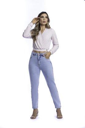 Calça Jeans Feminina Mom Tradicional