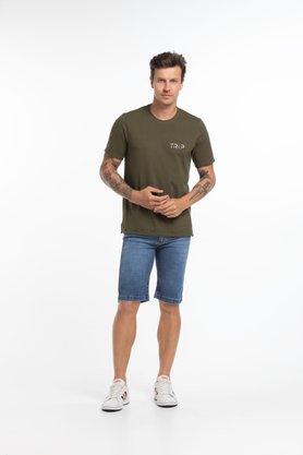 Camiseta Masculina Logo Trip