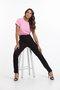 Calça Feminina Modeladora Skinny Black